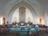 Internal view of St Thomas the Apostle RC Church